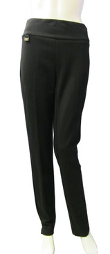 "Lisette Heavy 31"" Slim Pant Black"