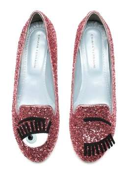 Flirting Slippers Pink