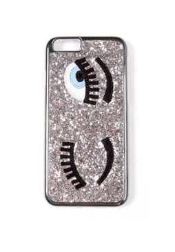 Flirting iPhone Case Silver
