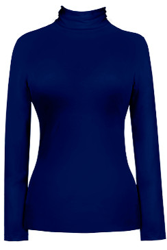 Judy P Long Sleeve Turtleneck
