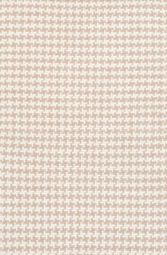 Checks Linen Cotton Woven Rug