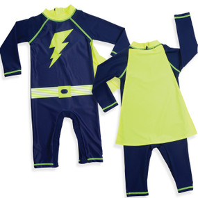 My Hero- UPF50 Onesie