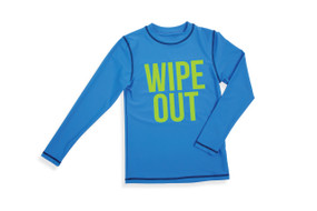 Wipe Out UPF50 Rashguard