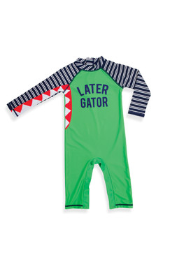 Later Gator UPF Onesie