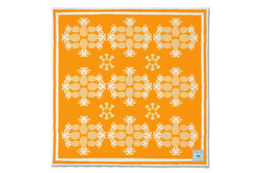 Clementine Pineapples Beach Sheet