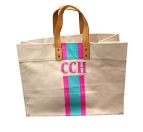 Hand Painted Personalized Canvas Bag