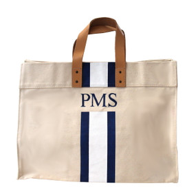 Hand-Painted Personalized Canvas Bags