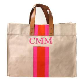Hand-Painted Canvas Bag Personalized