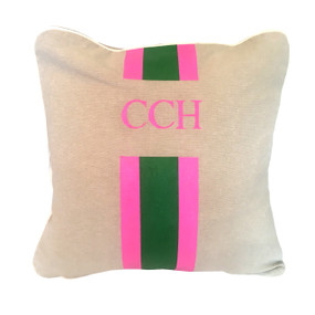 Create Your Own Personalized Hand-Painted Pillow