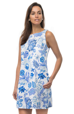 Gretchen Scott Mod Squad Dress | Wonderland | Blues