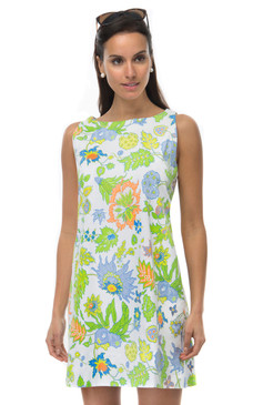 Gretchen Scott Mod Squad Dress | Wonderland | Green