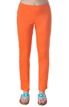 Gretchen Scott Gripe Less Pants | Orange