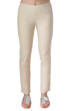 Gretchen Scott Gripe Less Pants | Creme