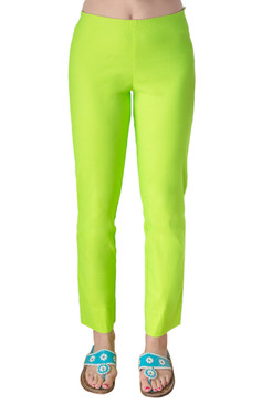 Gretchen Scott Gripe Less Pants | Lime