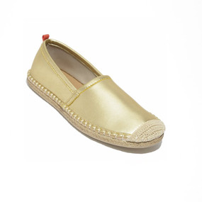 Women's Gold Beachcomber Espadrille