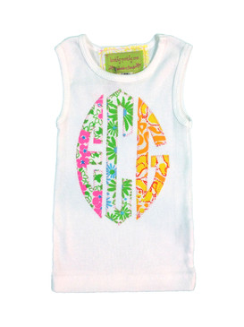 Vintage Lilly Tank