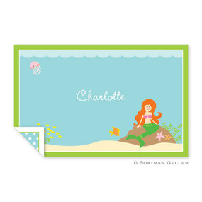 Mermaid Children's Placemat
