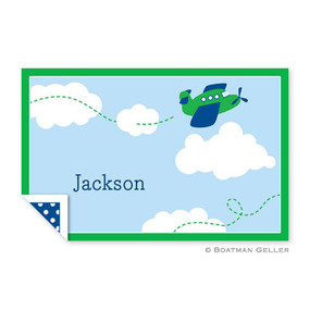 Airplane Children's Placemat
