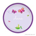 Butterflies Children's Plate
