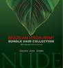 Model Model Nude Leaf Brazilian Remy Human Hair Natural Body Wave 7pcs
