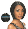Hollywood Remy 100% Human Invisible Weave Part Closure 9 inch