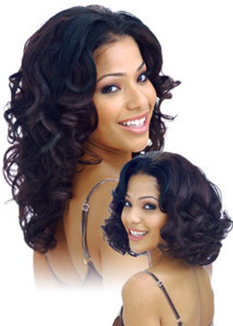 Zury idol quattro twin 4pcs human hair weave colors 1 1b 2 4 model model dreamweaver perfect 4 human hair weave french roll pmusecretfo Choice Image