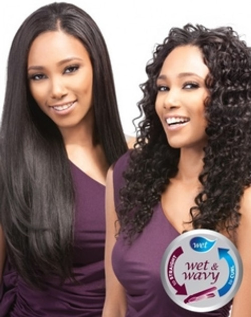 Outre Duvessa Indian Remi Wavy Indian Wet & Wavy