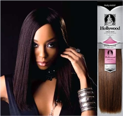 Hollywood italian hi yaki perm bulk 18 top hair wigs hollywood virgin remy yaky weave 10s color 1 pmusecretfo Images