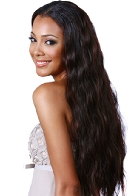 "Bobbi Boss Bonela Brazilian Natural Wave 100% Virgin Remi Hair- NATURAL COLOR 12"" - 26"""