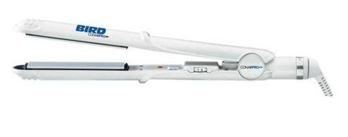 "Conair Pro White Bird 1"" Ceramic Flat Iron"