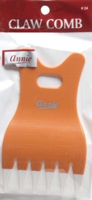Annie Claw Comb #24