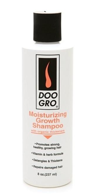 DOO GRO® Moisturizing Gro Shampoo with Organic thickeners- 8oz