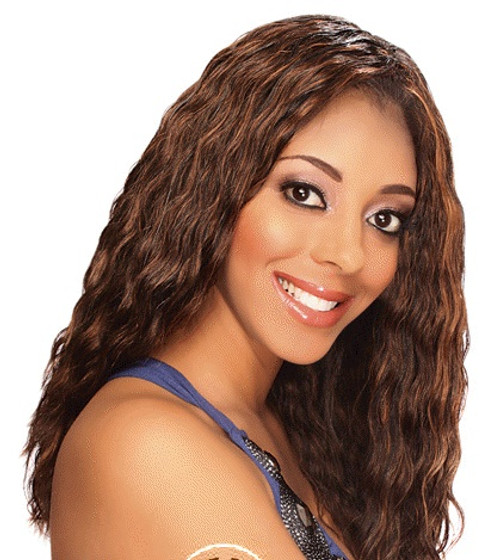 Zury 100% Human Hair Indian Remy Wet & Wavy European Weave