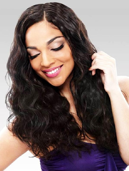"""Janet Collection Brazilian Bundle Hair 100% Natural Virgin Remy HH NATURAL BODY WVG 18-20"""""""