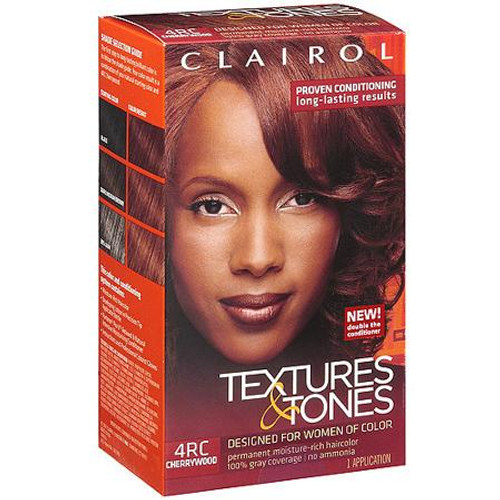 Clairol Professional Permanent Hair Color Textures and Tones