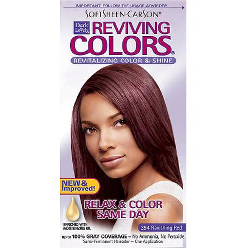 Dark & Lovely Reviving Colors Hair Color