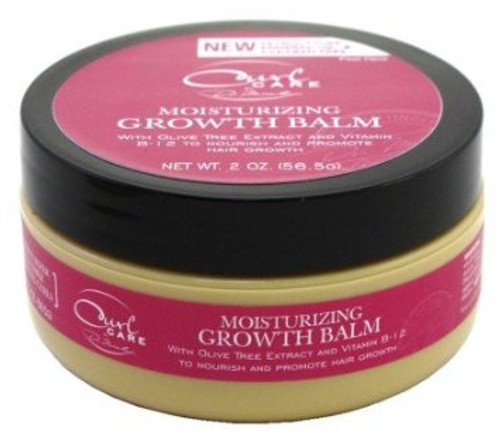 Dr. Miracles Curl Care Moisturizing Growth Balm 2oz