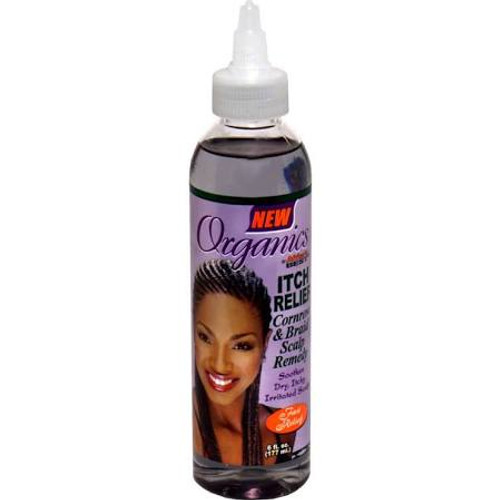 Africa's Best Organics Itch Relief Cornrow & Braid Scalp Remedy - 6oz