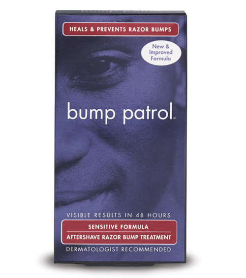 Bump Patrol Sensitive Strength Aftershave- 2oz