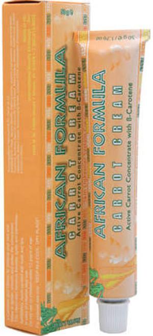 African Formula Skin Lightening Cream Carrot Cream 1.76oz