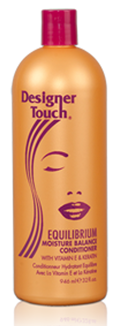 Luster's Designer Touch Equilibrium Moisture Balance Conditioner 32 oz