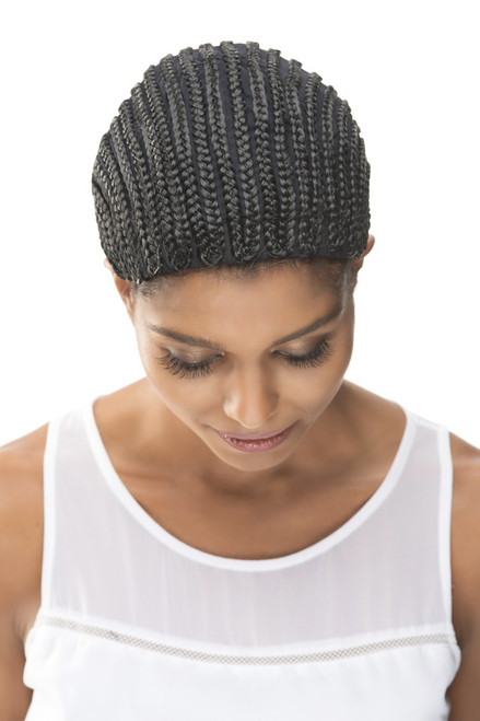 Vivica Fox Cornrow Express Cap - Straight Back Style