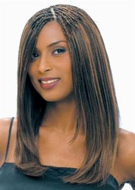 "Model Model Dream Weaver Yaky Bulk 100% Human Braiding Hair 16"""