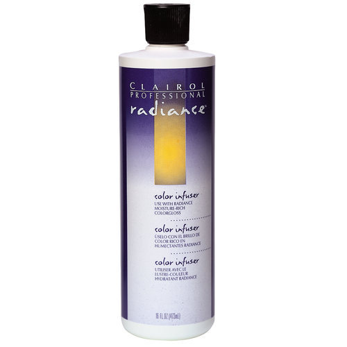 CLAIROL PROFESSIONAL RADIANCE COLOR INFUSER- 16oz