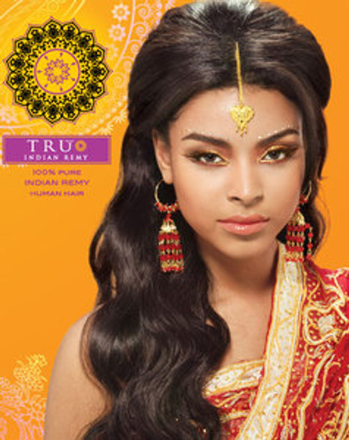 """Copy of Janet Collection Tru Indian Remy Human Hair Weave- 12"""""""