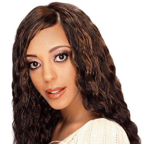 "ZURY 100% INDIAN REMY HAIR WET&WAVY REMI NATURAL WEAVE 10""- 14"""