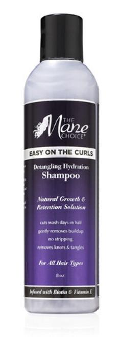 The Mane Choice- Easy On The Curls Detangling Hydration Shampoo- 8oz