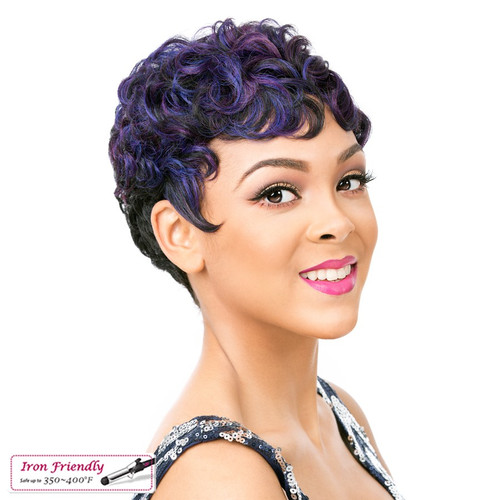 it's a wig Nuna Style