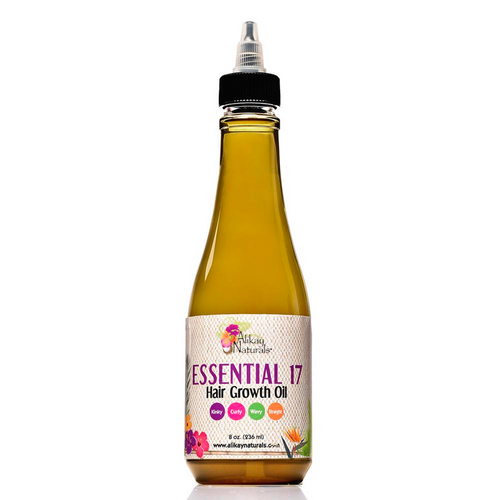ESSENTIAL 17 HAIR GROWTH OIL - 8o.z
