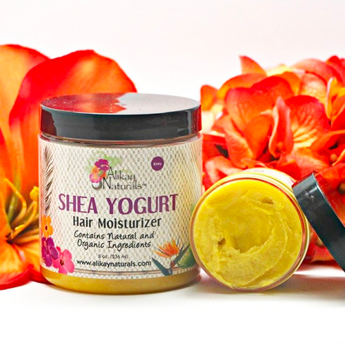 SHEA YOGURT HAIR MOISTURIZER - 8 oz.